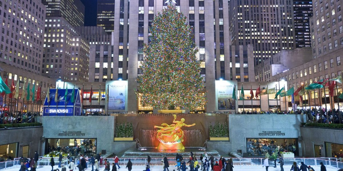 Rockefeller center NY