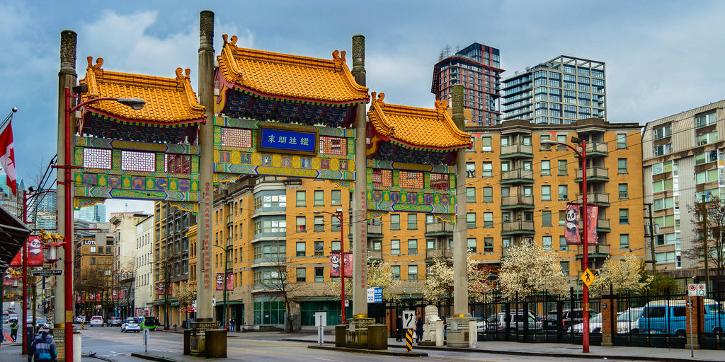 Chinatown Vancouver, Canada